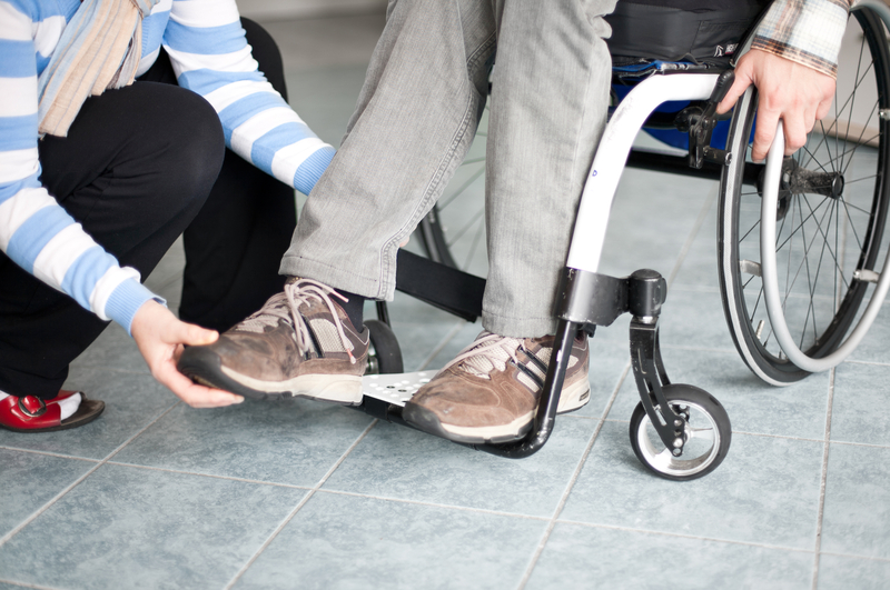 Paralyzed Patients Have High Risk For Minor Stress