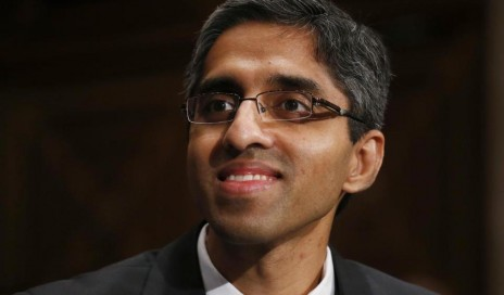 Vivek Murthy, MD (Photo by the Associated Press)