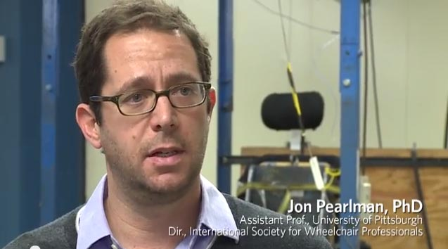 Click on photo to see video of IPWS co-director Jon Pearlman, PhD, and other University of Pittsburgh faculty discuss the launch of the new organization and its objectives.
