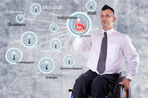 http://www.dreamstime.com/stock-photo-disabled-business-man-wheelchair-young-his-hand-choosing-one-options-touch-screen-technology-image32823790