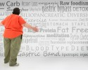 http://www.dreamstime.com/stock-photo-obese-woman-weight-loss-choices-image20487190