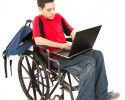 http://www.dreamstime.com/royalty-free-stock-photography-student-wheelchair-laptop-image24387327